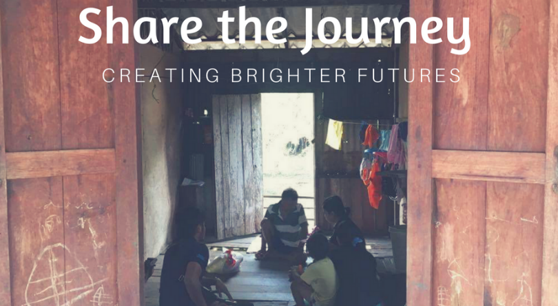 Sharing the Journey – Sharing Migrant Stories